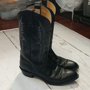 Tony Lama Texas Vaquero Cowboy Boots